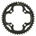 Chainring Shimano SLX (M660) 104 mm - Black/Outside