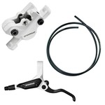 Shimano BR-M396 Hydraulics Brake White - Front