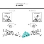 Shimano Cable Adjusting Bolt Unit Right - Y6TA98020