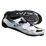 Shimano SH-R171 Road Bike Shoes - White/Black