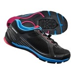 Shimano SH-CW41 Trekking Shoes - Black / Bleu