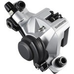 Shimano BR-M375 Mechanic Disc Brake Caliper - Silver