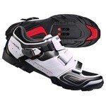Shimano M089 MTB Shoes - White