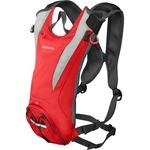 Shimano Unzen MTB Backpack - Vol. 2 l Water bag 2 l - Red