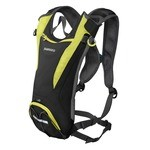 Shimano Unzen MTB Backpack - Vol. 2 l Water bag 2 l - Black/Lime