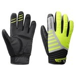 Shimano Thermal Winter Gloves - Fluo