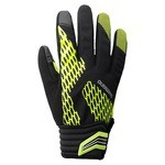 Shimano Extrême Winter Gloves - Neon Yellow