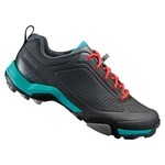Shimano MT300 Women Trekking Shoes - Black/Green