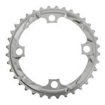 Shimano SLX (M660) 104 mm Chainring - Silver/Middle