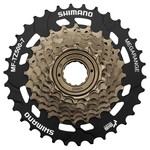 Shimano MF-TZ500 Tourney  Freewheel - 7s (14-34)