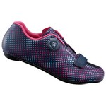 Shimano RP501 Road Shoes - Lady - Navy Dot