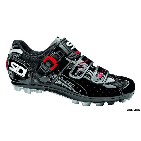 Shoes MTB - Trekking :: Sidi Eagle 5 Pro Ladies Polish Black 2012