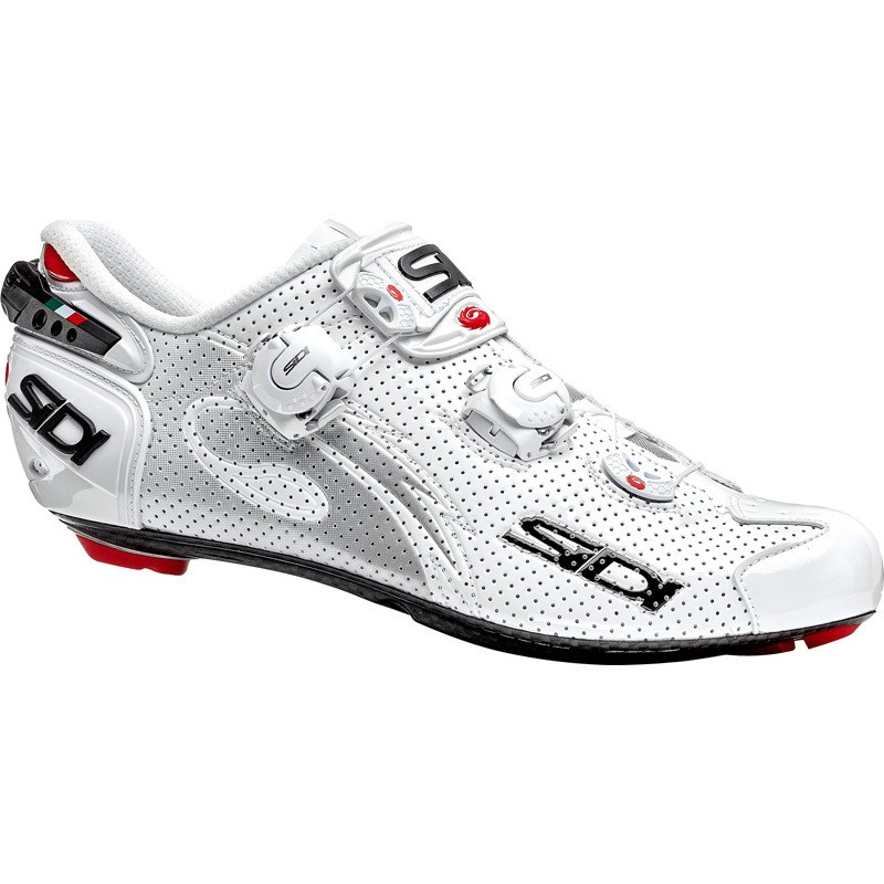Sidi White 2014 Air Wire Shoes En Carbon Xxcycle nN0Om8vw