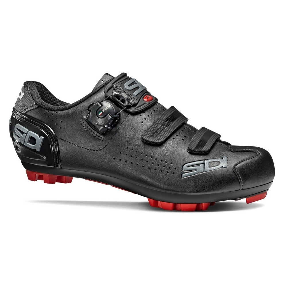 Sidi Trace 2 Mega MTB Shoes - Black