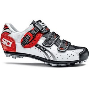 Sidi Eagle 5 FIT Shoe White/Black/Red