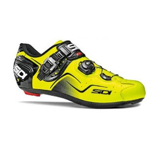 Sidi Kaos Carbon Shoes Yellow Fluo  2017