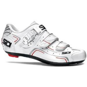 Sidi Level Shoes Carbon White 2016