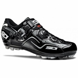Sidi Cape Shoes Black Polish