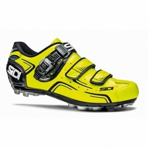 Sidi Buvel Shoes Neon yellow/Black
