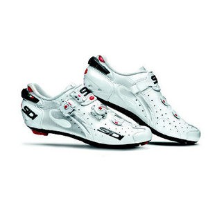 Sidi Wire carbon Shoes White 2017