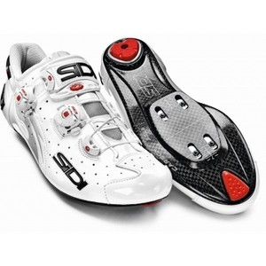 Sidi Wire carbon Speedplay Shoes White
