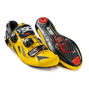 Sidi Ergo 4 Shoes Yellow / Black - 2018