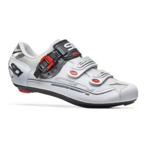Sidi Genius 7 Fit Mega Shoes White