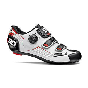 Sidi Alba Shoes Black/White/Red