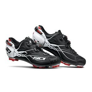 Sidi MTB Tiger Shoes - Mat Black/White