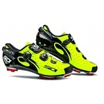 Sidi Drako Shoes Black / Neon Yellow Polish 2016