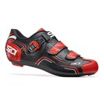 Sidi Level Shoes Carbon Black/White/Red