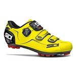 Sidi Trace MTB Shoes Yellow/Black