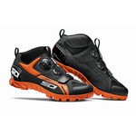 Sidi Defender MTB Shoes Black/Orange