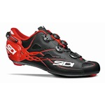 Sidi Shot Matt Shoes - Black/Red