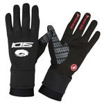Castelli Sidi Dino 3 Winter Gloves - Black