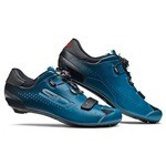 Sidi Sixty Road Shoes Black/Petrol