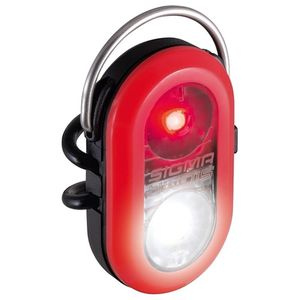 Sigma Microduo Front/Rear Light - Red