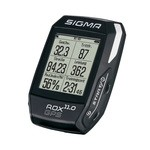 Bike Computer GPS Sigma Rox 11.0 (with sensor) - Black