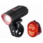 Sigma Buster 300 USB Front light + Nugget 2 Flash USB