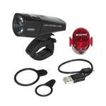 Sigma Lightster USB Front light + Nugget 2 Flash USB
