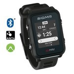 Sigma ID.TRI GPS Running Watch - Black