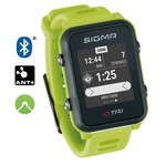Sigma ID.TRI GPS Running Watch - Green
