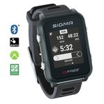 Sigma ID.Free GPS Running Watch - Grey