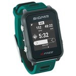 Sigma ID.Free GPS Running Watch - Green