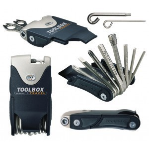 SKS Multitool Travel 18 Functions