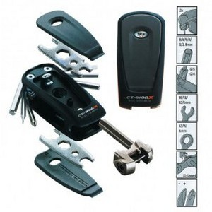 SKS Multitool CT-Worx 20 functions