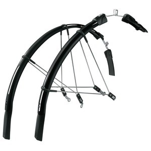 SKS Raceblade Long 11310 Race Bike Mudguards - Black