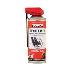 Soudal Disc Cleaner Degreaser - 400 ml