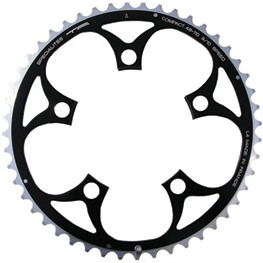 Specialites-TA Chainring Compact VTT pour triple 58 mm Alu