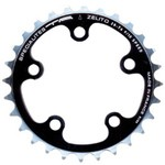 Specialites-TA Chainring ZELITO 74mm Campa and  Shimano Triple